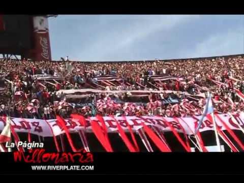 Yo te aliento de la cuna hasta el cajón - Los Borrachos del Tablón - River Plate - Argentina - América del Sur