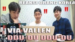 Video [REAKSI] Orang korea lihat Via-vallen DDU-DU DDU-DU MP3, 3GP, MP4, WEBM, AVI, FLV Juni 2019