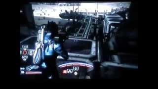 Mass Effect 3 Glitch On Dagger Outside And Under Map TUTORIAL