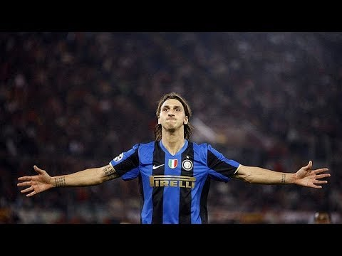 Zlatan Ibrahimovic - The best with Inter [2006 - 2009] - HD Best Quality
