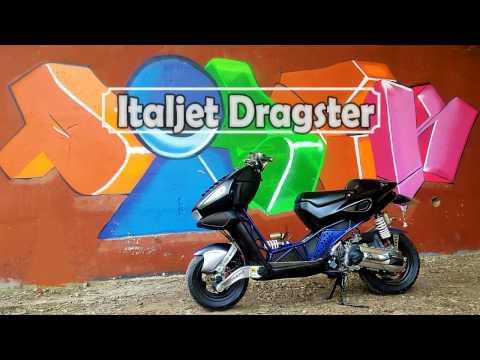 Italjet Dragster 180 & Gilera Runner SRT 183