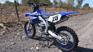 4. 2019 Yamaha YZ450F - Dirt Bike Magazine
