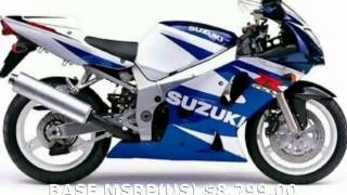 9. motosheets - 2005 Suzuki GSX-R 600 Walkaround