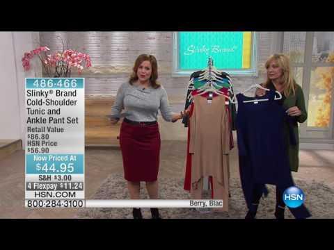 HSN | Slinky Brand Fashions 09.25.2016 - 08 AM