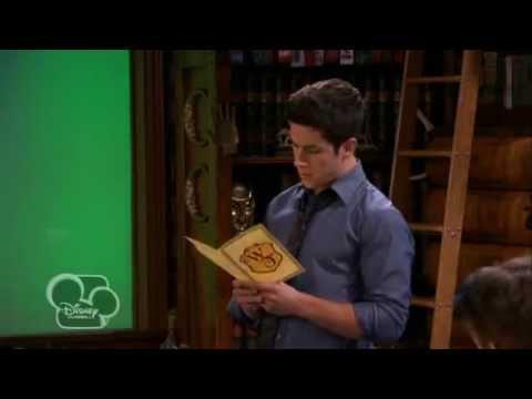 I Maghi di Waverly -- Justin viene riammesso alla prova di magia  - Dall'episodio 85