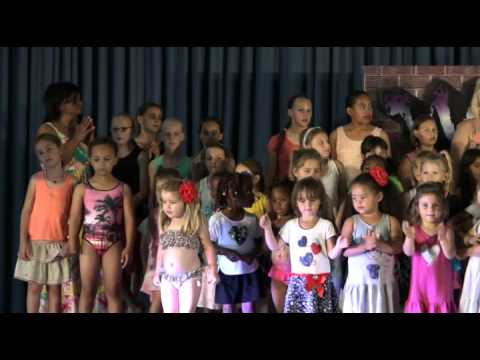 Wonderland Educare concert  2015ISunningdale school
