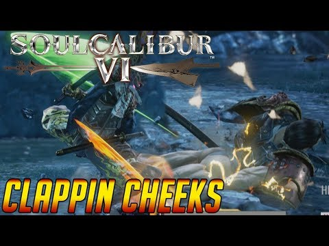 CLAPPIN' CHEEKS! - SoulCalibur VI Network Beta Matches