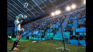 Fußball-Comedy (englisch)
