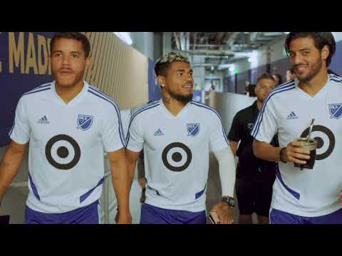 Video: Behind-the-Scenes with Jonathan dos Santos during 2019 MLS All-Star Week