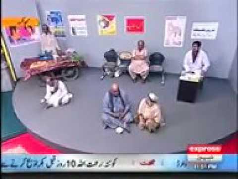 Khabardar with Aftab Iqbal funny clip