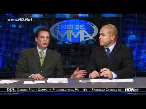 Best of Inside MMA - Controversial Moments - 2011