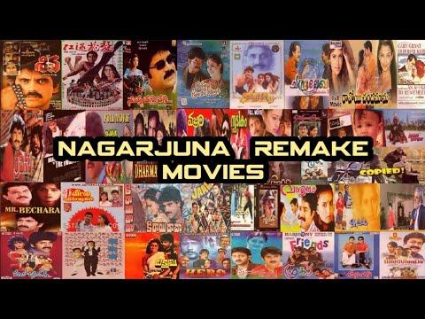 Nagarjuna  Remake Movies List