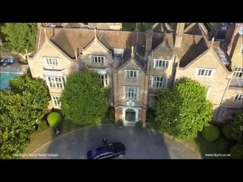 Great Fosters Aerial views