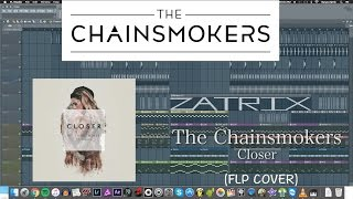 Video The Chainsmokers - Closer (FL Studio Cover) FLP download in MP3, 3GP, MP4, WEBM, AVI, FLV Mei 2017