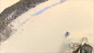 9. yamaha phazer mtx 2010 in deep powder