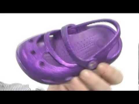 Crocs Kids Shayna Hi Glitter MJ (Infant/Toddler/Youth) SKU:#8137755