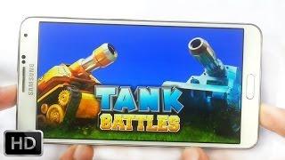 Tank Battles videosu