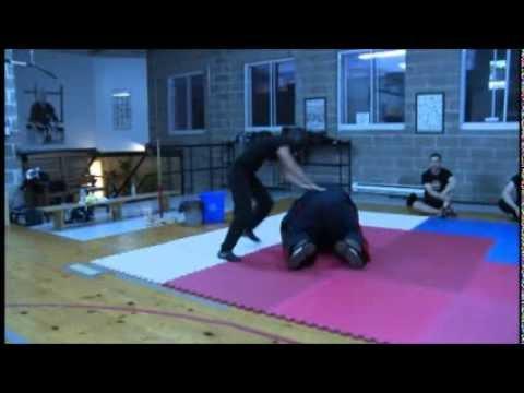 Self Defense - le Systeme de Défense Serei en vidéo