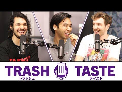 The Worst Anime Podcast Has Arrived | Trash Taste #1