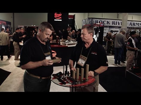 SHOT SHOW 2015 - Surefire SOCOM Suppressors and other accessories for all kinds of firearms