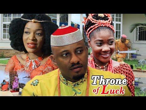 Throne Of  Luck Season 3 & 4 - ( Mercy Johnson / Yul Edochie ) 2019 Latest Nigerian Movie