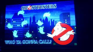 Full POV ride through of the new Ghostbusters Battle for New York interactive dark ride at Motiongate Dubai.
