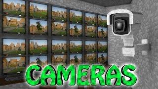 Video Minecraft   SECURITY CAMERA MOD Showcase! (Security, Cameras, Base Defense, Surveillance) MP3, 3GP, MP4, WEBM, AVI, FLV Juli 2018