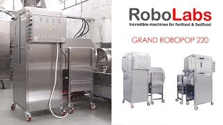 Vortex Popcorn™ machine Grand Robopop® 220
