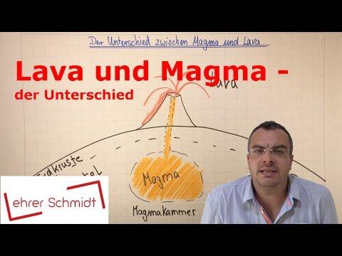 Magma oder Lava - der Unterschied | Lehrerschmidt | Erdkunde (видео)