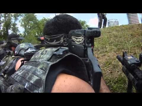Ready to play? (A short paintball video by Planet Eclipse featuring