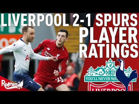 Robbo Was Unbelievable! | Liverpool V Spurs 2-1 | Player Ratings