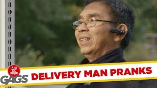 Delivery Men Get Prank - Best of Just For Laughs Gags, Just for laughs, Just for laughs gags, Just for laughs 2015