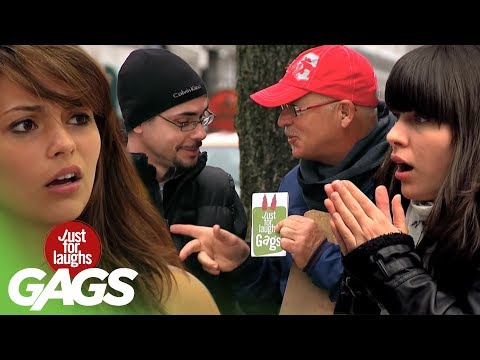 Best Of Just For Laughs Gags  Funniest Instant Accomplice - Youtube