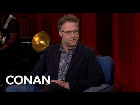 Seth Rogen Full Interview - CONAN on TBS