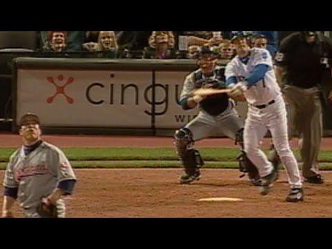 AJ Hinch homers off Bartolo Colon in the 7th