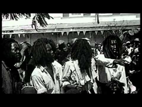 Haile Selassie, Rasta, And Rita Marley - From The Documentary Exodus 1977