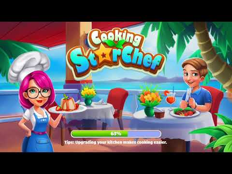Cooking Star Chef Realistic Restaurant Management Game Gameplay For Android