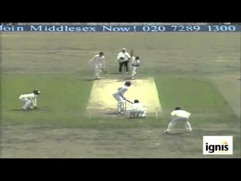 Middlesex v Sri Lanka - Day 3 - 2011 - Tour match highlights
