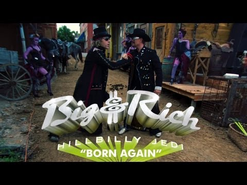 BIG & RICH - BORN AGAIN - TRAILER