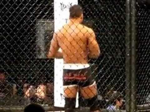 Lutador de Capoeira no MMA (видео)