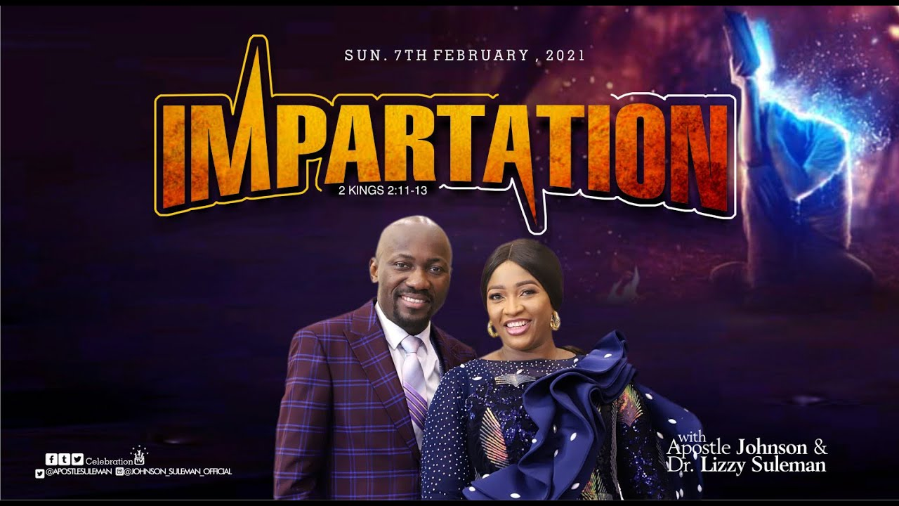 Sunday Service 7th February 2021 with Apostle Johnson Suleman at Omega Fire Ministries