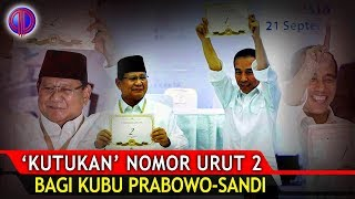 Video 'Kµtµkan' Nomor Urut 2 bagi Kubu Prabowo-Sandiaga! MP3, 3GP, MP4, WEBM, AVI, FLV November 2018