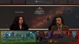 [RU] Galaxy Battles || Evil Geniuses vs VGJ.Thunder map 2 bo3 || by Eiritel & Zais