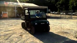 4. For Sale: POLARIS RANGER 6X6