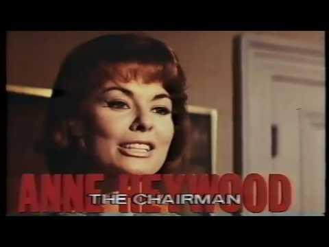 The Chairman (1969 Movie Trailer)