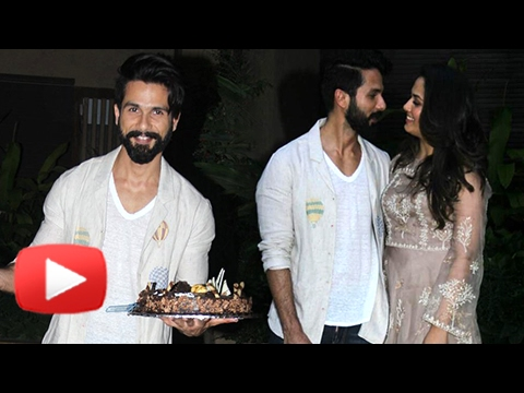 Mira Rajput Hosts A Non-Alcoholic Birthday Party F