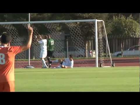 Fresno Pacific vs. Holy Names in Men's Soccer - Oct 6 2012