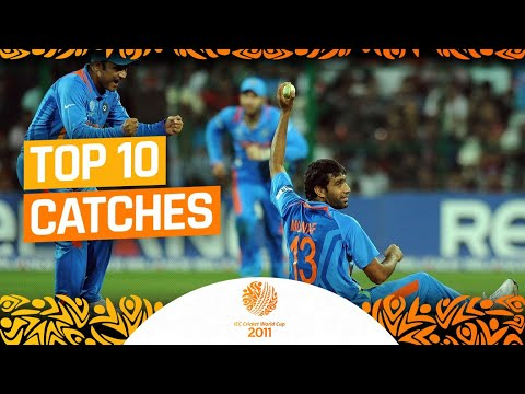 Top 10 2011 Cricket World Cup catches