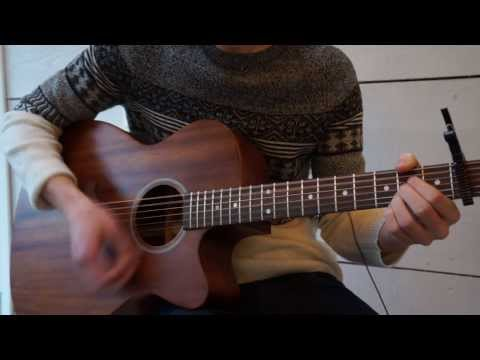 Eminem – The Monster ft. Rihanna – Guitar Cover