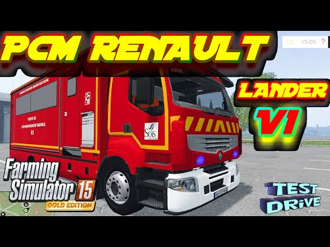 PCM renault lander v1